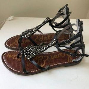 Sam Edelman Ginger Gladiator Sandals new
